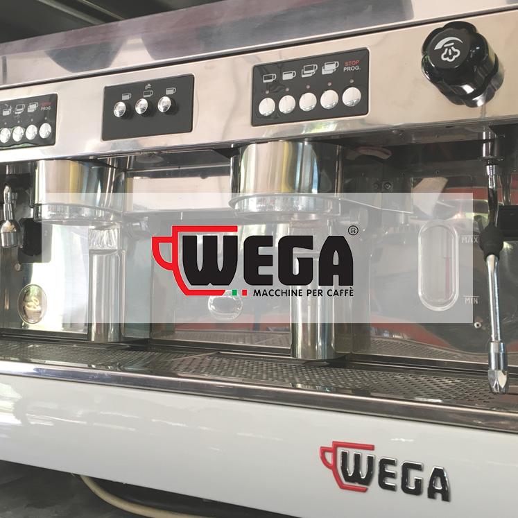 Επαγγελματικές μηχανές espresso WEGA - HASKOS Coffee   Beverages 19a1a930774